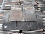 Reclaimed Dark Brindle Rosemary Hand Made Clay Plain Roof Tiles (Per 100)