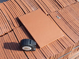 Batch Of 1480 New Marley Acme Clay Red 165mm x 265mm Creasing Wall Tiles