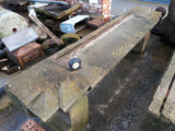 Reclaimed York Stone Step Threshold Cill Sill Bench Table Top 7ft Long