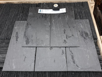 "ISS Hastings Ultra Premium Spanish Roofing Slate 500 x 250mm (20"" x 10"") Per 1000"