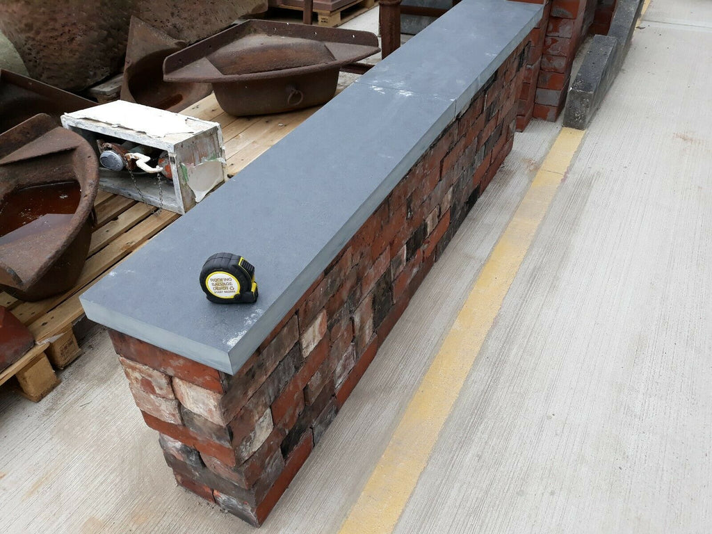 New Natural Slate Coping / Topper 300mm Wide x 1m long x 50mm Thick