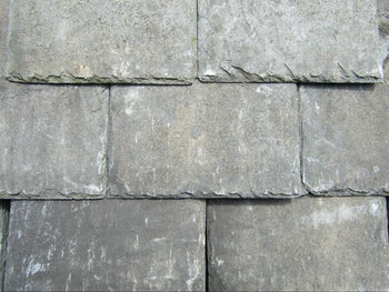 Reclaimed 16 x 10 Welsh Grey Roofing Slate (per 100)
