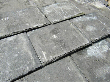 Reclaimed 14 x 7 Welsh Purple Roofing Slate (per 100)