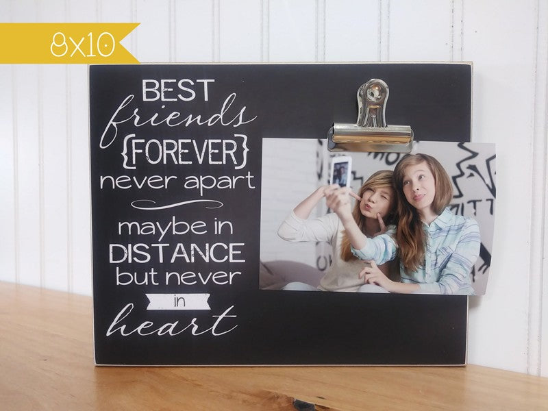 moving away gift for best friend