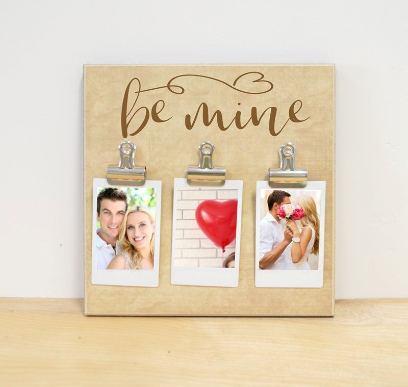 be mine photo frame for mini instant photos