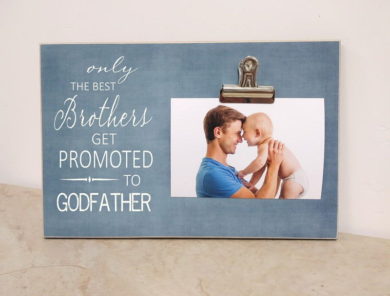 only the best brothers get promoted to godfather