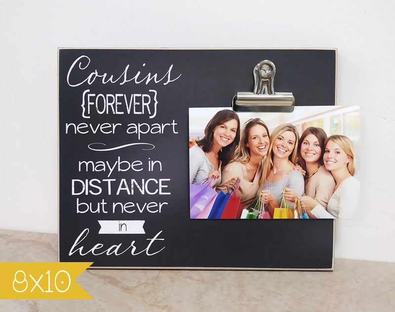 cousins forever frame-going away