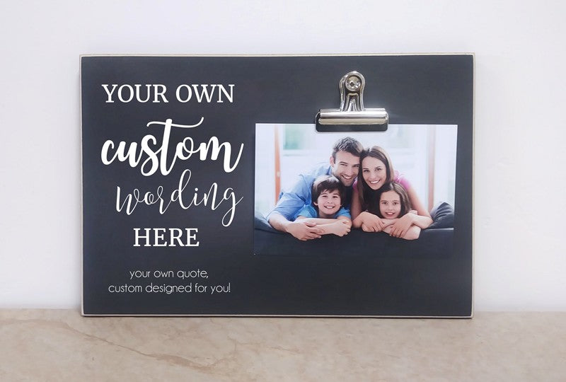 design your own picture frame, custom design photo frame