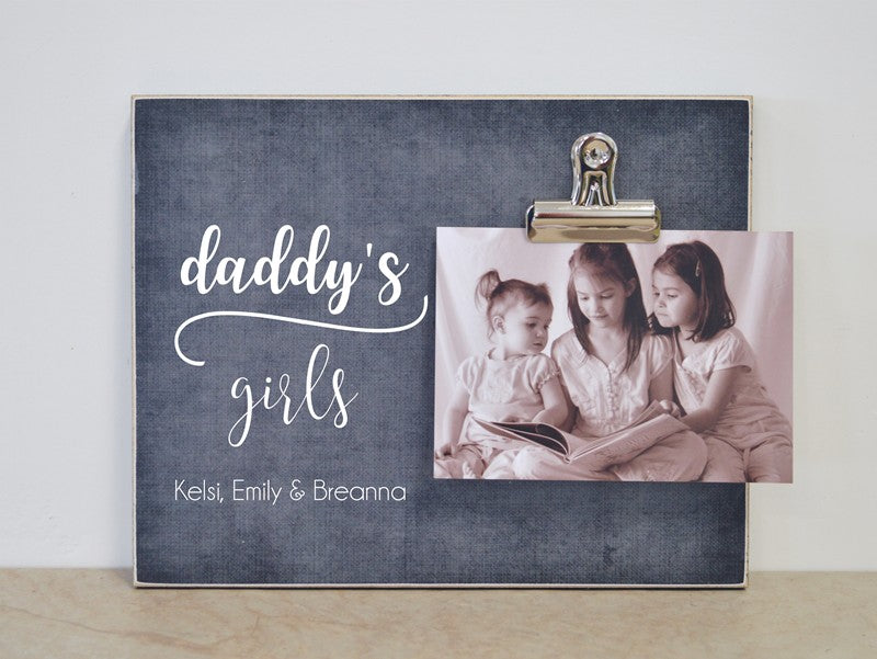 daddys girls frame 8x10