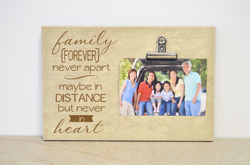 My Mother Forever, Going Away Photo Frame