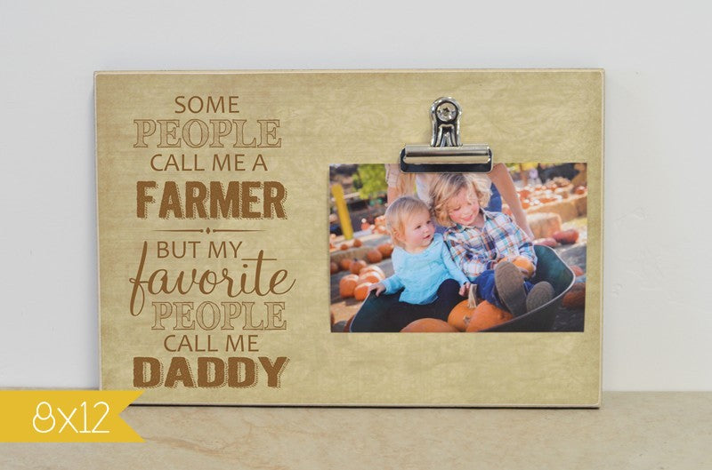father's day gift for farmer daddy, my favorite people call me daddy