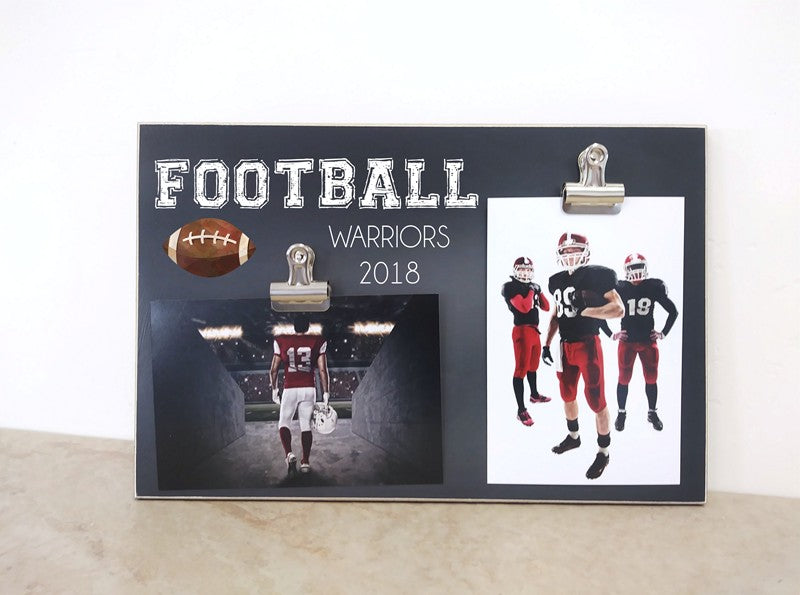 football photo frame sports photo display team and individual photos