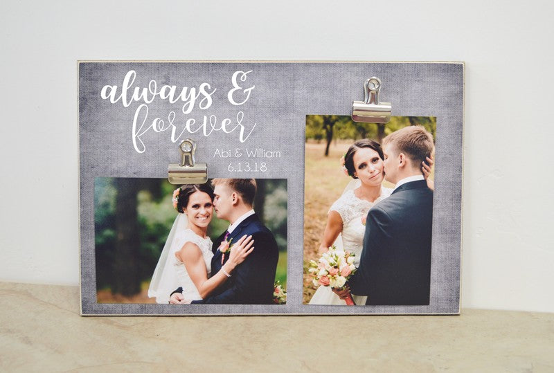 Always & Forever Picture Frame | Dandelion Wishes