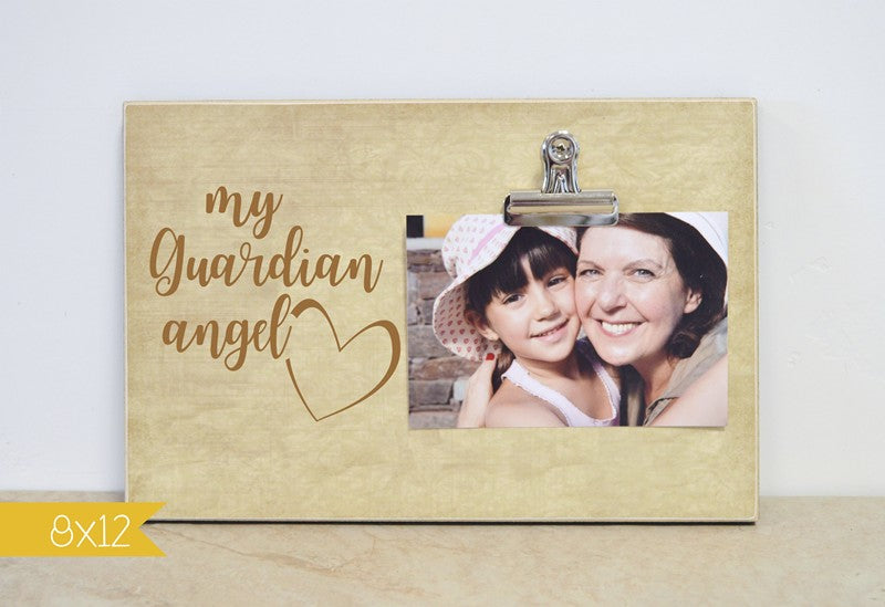 funeral decoration memorial frame sympathy gift, my guardian angel