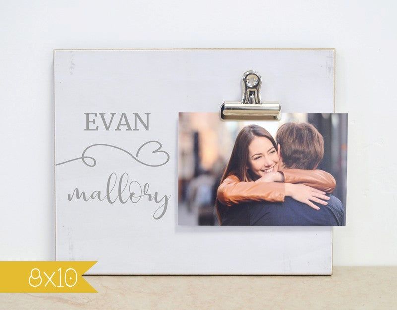 Personalized Gift For Couple, Anniversary Gift or Wedding Gift