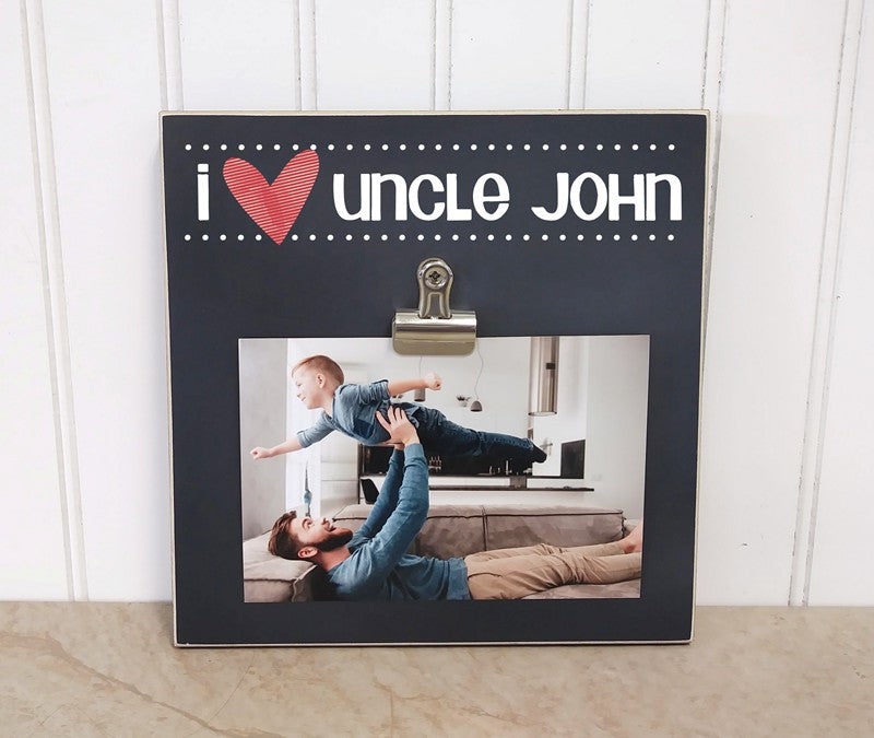 i heart uncle birthday gift for uncle
