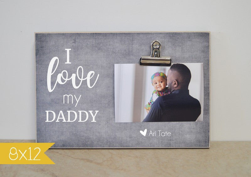 picture frame for dad