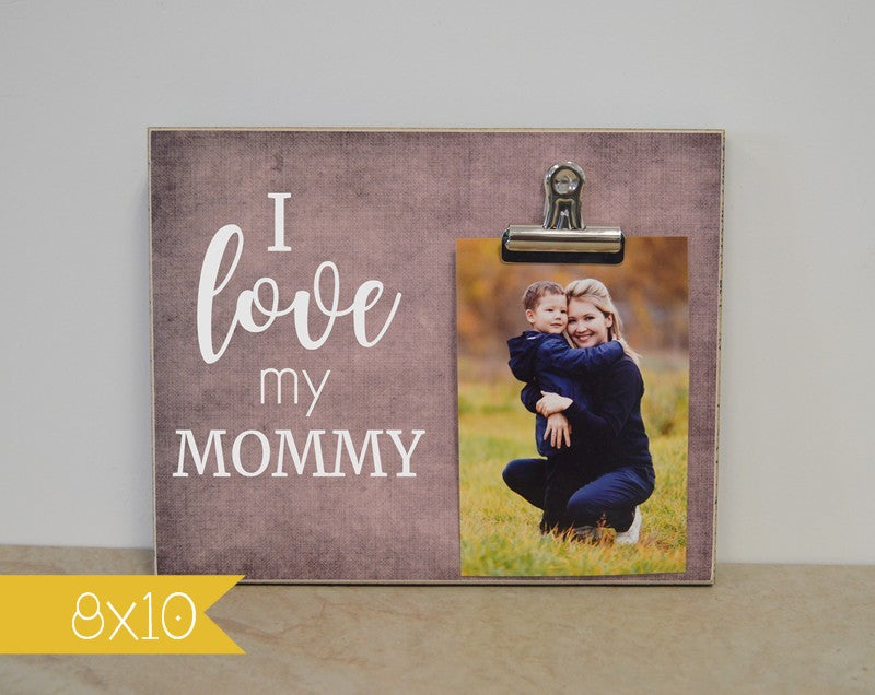picture frame for mommy