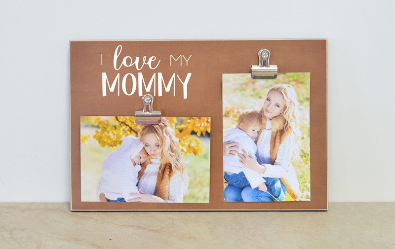 mothers day gift for mommy photo frame gift idea for mom, personalized gift