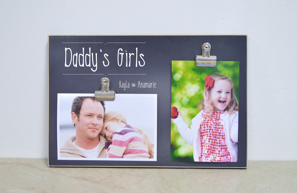 Personalized Grandparents Photo Frame, Christmas Gift For Grandparents