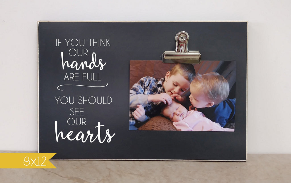 Family Picture Frame, Family Gift Frame, Personalised Photo Frame, Custom Picture Frame For Family, Family Photo Gift, Christmas Gift