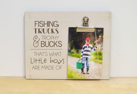 baby boy gift, what little boys are made of picture frame, gift for baby boy, boys room decor