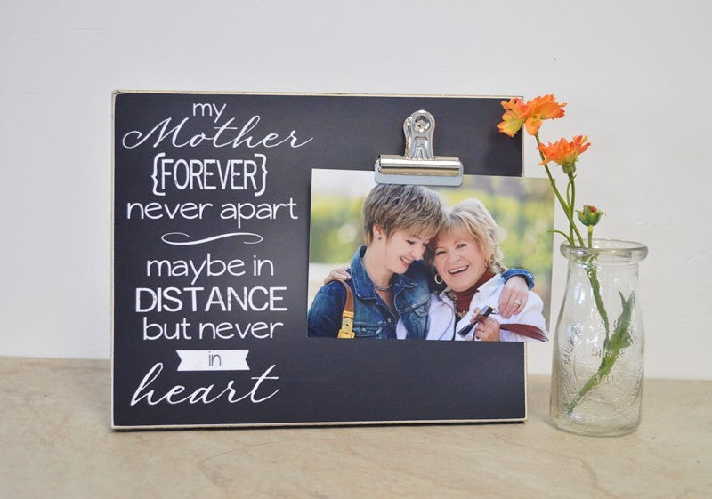 Family Forever, Going Away Photo Frame