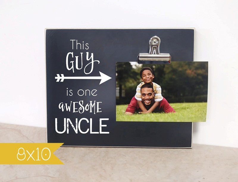 one awesome uncle frame