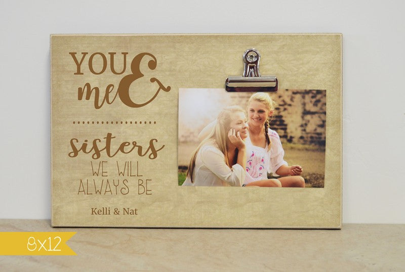 Sisters You & Me frame