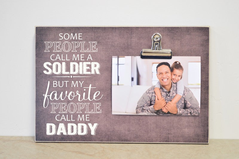 gift for soldier, deployment gift, advancement gift, promotion gift, my favorite people call me daddy, father's day gift for soldier, memorial day