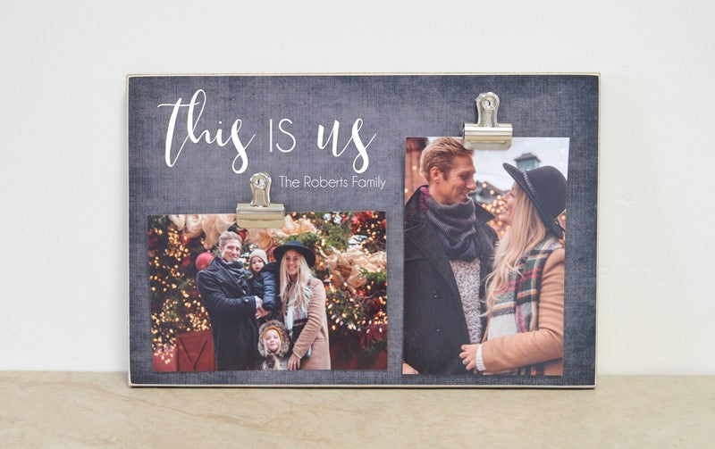 This Is Us Picture Frame