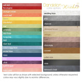 color samples chart