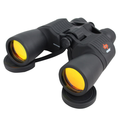 10-30x50 Perrini Zoom Binoculars Ruby Lense High Quality With Pouch