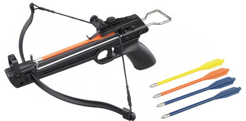 50 lbs Metal Pistol Crossbow