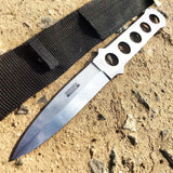 "9"" Throwing Knife with Sheath"