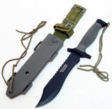 "12"" Survival Bowie Wholesale Hunting Knife"