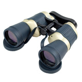 Perrini 30X50 Dark Blue & Tan Free Focus High Definition Binoculars 119M/1000M