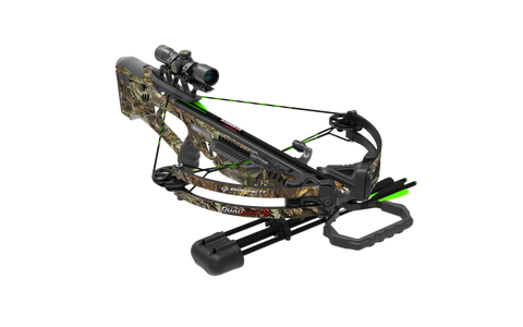 Barnett Hunting Crossbows With Scopes And Arrows