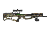 Barnett Quad Edges 350 Camo  Crossbow 135lbs Package w/4x32 Scope