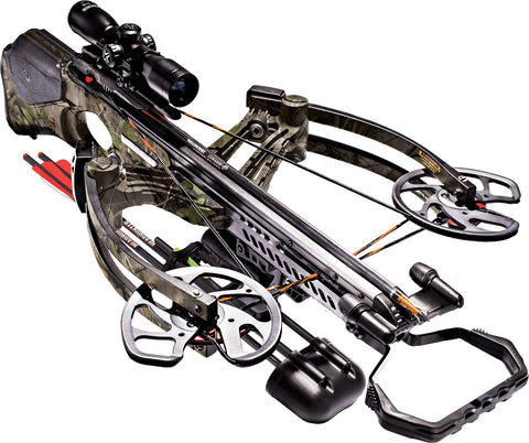 Barnett Buck Commander Revengeance 145 lbs Crossbow with 4x32 Illuminated Scope
