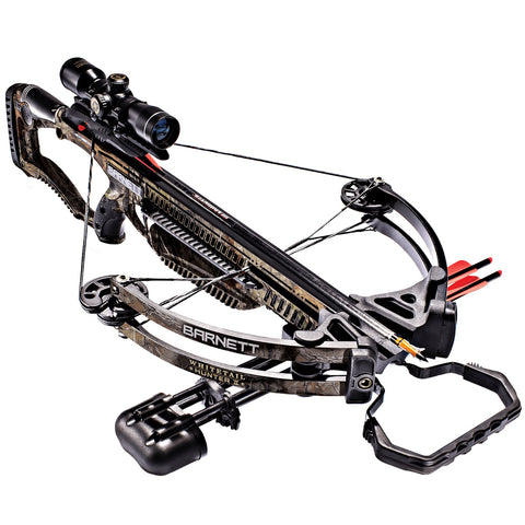 Barnett Whitetail Hunter II Crossbow 160 Lbs With 4x32mm Multi-Reticle Scope