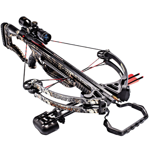 Barnett Raptop FX3 Crossbow 160 Lbs With 4x32mm Multi-Reticle Scope