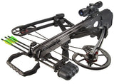 Bernett 365 VENGEANCE Crossbow 140lbs Hunting Package CARBON