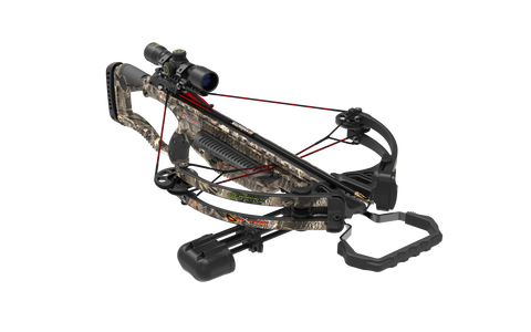 Barnett Raptor 330 Crossbow 150lbs Package w/Red Dot Sight