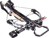 Barnett Recruit Youth 100 lbs - Tan Crossbow Package with Red Dot Sight