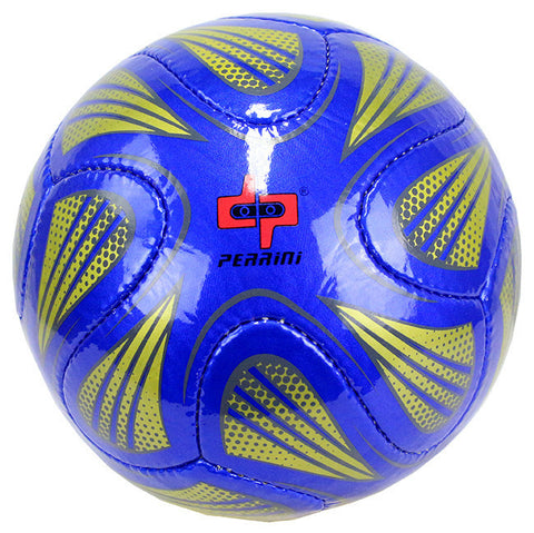 Perrini Official Size 5 Brazuca Soccer Ball Blue