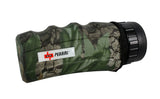 10X25 Perrini Woodland Camo High PoweredMonocular with Nylon Sheath Nice One