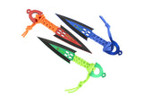 Zomb War 3 Pc Throwing Knife set With Sheath