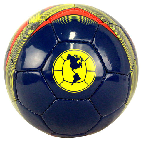 Perrini Indoor Outdoor Blue/Yellow/Red Color Soccer Ball Size 5