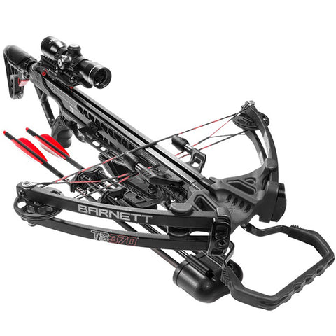 Barnett TS 370 Crossbow 187 Lbs Package With 4x32mm Scope